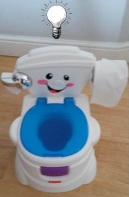 lightbulb moment in potty training